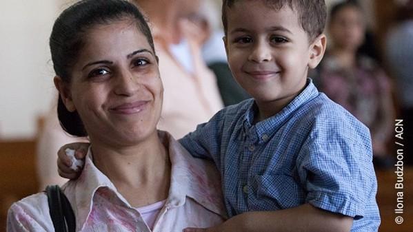 Tòa Thượng phụ Công giáo Copte huấn luyện trực tuyến 150 bà mẹ