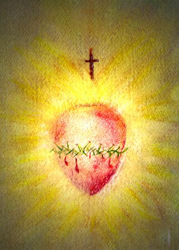 Ách của tôi êm ái: SN Tin Mừng thứ Sáu, Lễ Thánh Tâm Chúa Giêsu A (23.6.2017)