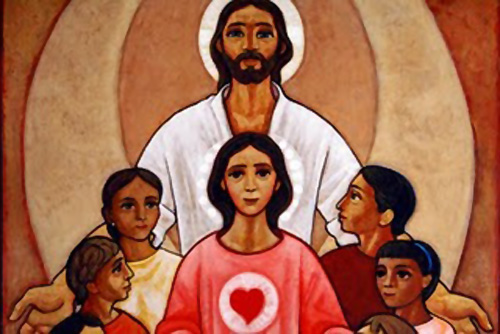 Ai là mẹ tôi?: SN Tin Mừng thứ Năm - Đức Mẹ dâng mình trong Đền thờ (21.11.2019)