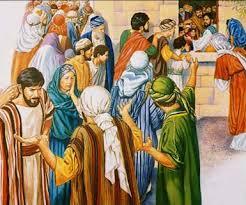 Ai là mẹ tôi?: SN Tin Mừng - Đức Mẹ dâng mình trong Đền thờ (21.11.2018)