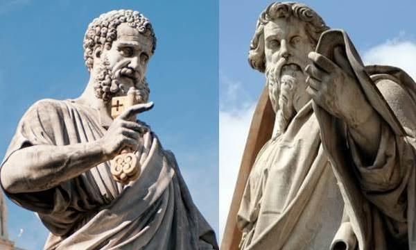 Anh là tảng đá: SN TM thứ Hai - Thánh Phêrô và Thánh Phaolô, Tông đồ (29.06.2020)