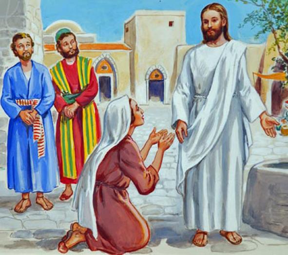 Không được như vậy: SN Tin Mừng thứ Năm - Thánh Giacôbê, tông đồ (25.07.2019)
