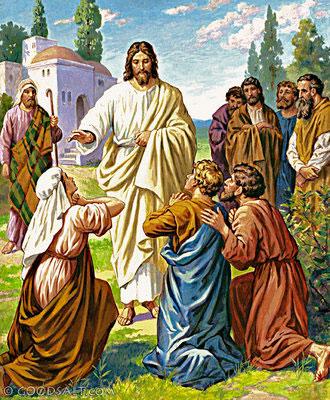 Không được như vậy: SN Tin Mừng thứ Ba– Lễ thánh Giacôbê, tông đồ (25.7.2017)
