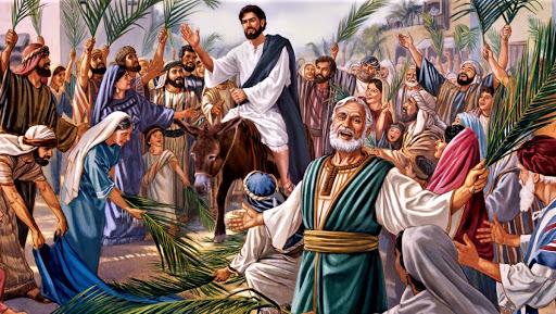 Ông này là ai vậy?: SN Tin Mừng Chúa nhật Lễ Lá A (05.04.2020)