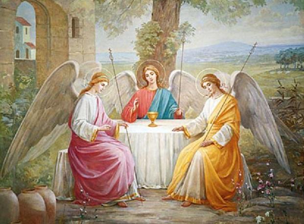 Nhân danh Chúa Cha, Chúa Con và Chúa Thánh Thần: SN TM CN Lễ Chúa Ba Ngôi (27.05.2018)
