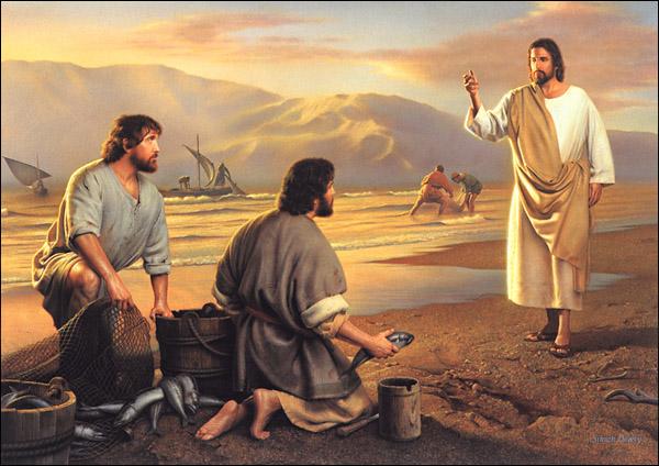 Hãy đi theo tôi: SN Tin Mừng Lễ thánh Anrê (30.11.2017)