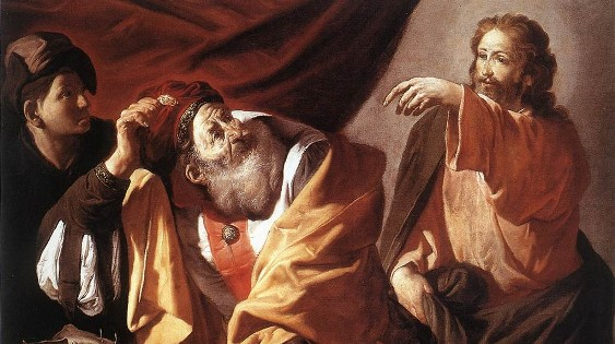 Đứng dậy đi theo: SN Tin Mừng thứ Năm: Thánh Matthêô, Tông đồ, Tác giả Sách Tin Mừng (21.9.2017)