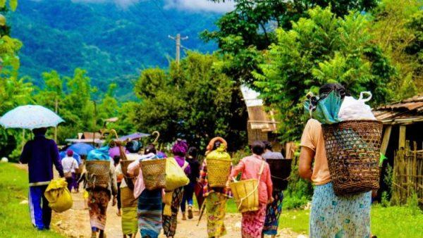 Giáo lý viên John Ngwa Zar Dee, và 50 năm rao giảng Tin Mừng ở biên giới Myanmar