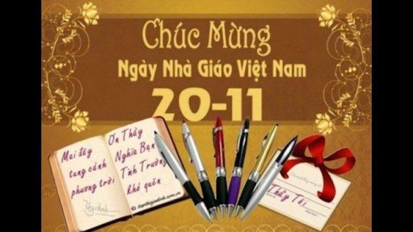 Hướng đến Ngày Nhà Giáo Việt Nam: nghĩ về truyền thống 'tôn sư trọng đạo``