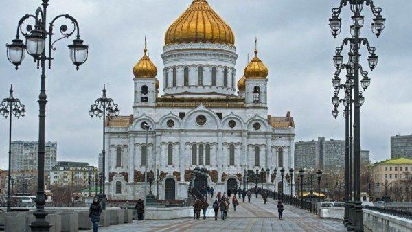 Các linh mục của giáo phận Roma hành hương đến Nga