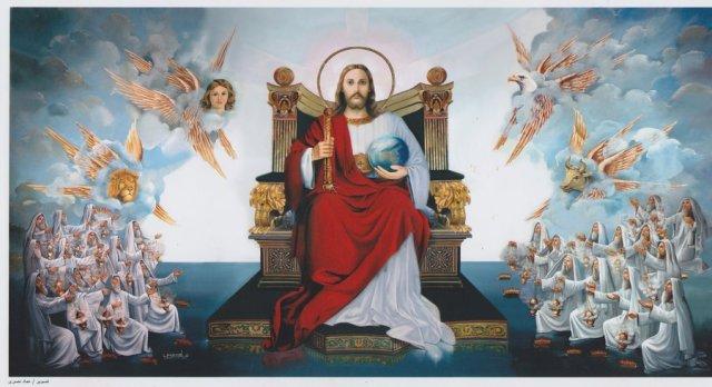 Vì xưa ta đói: SN Tin Mừng Chúa Nhật XXXIV TN A – Lễ Đức Giêsu Kitô Vua Vũ trụ (26.11.2017)