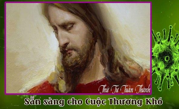 SN Thứ Tư Tuần Thánh trong mùa dịch Covid–19: Sẵn sàng cho Cuộc Thương Khó