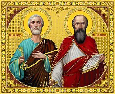 Anh là tảng đá: SN Tin Mừng Lễ thánh Phêrô và thánh Phaolô, tông đồ (29.06.2018)