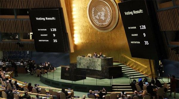 Toà Thánh bày tỏ lòng biết ơn trong cuộc bỏ phiếu tại Liên hiệp quốc về Jerusalem