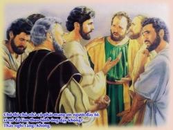 Học hỏi Phúc âm CN XXVII TN C  (Lc 17,5-10) - P.2