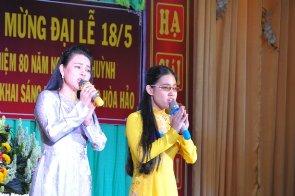 Bài hát kỷ niệm 80 năm Ngày Khai Đạo Phật giáo Hòa Hảo