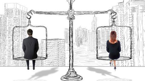 Bình đẳng về quyền giữa người nam và người nữ