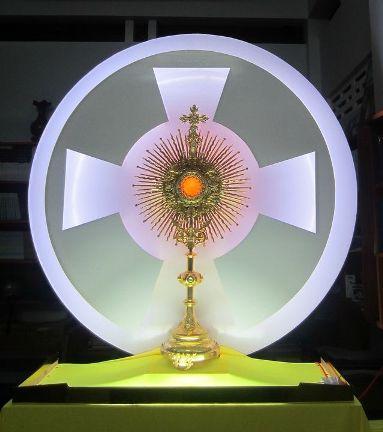 Mẫu cử hành giờ Lòng Thương Xót, thứ Sáu 1.4.2016