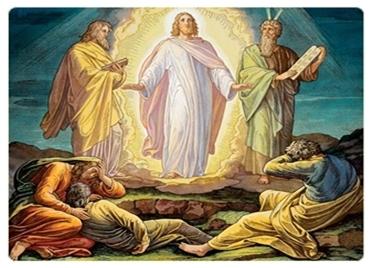 Tin Mừng CN Lễ Chúa Hiển Dung A bằng hình ảnh