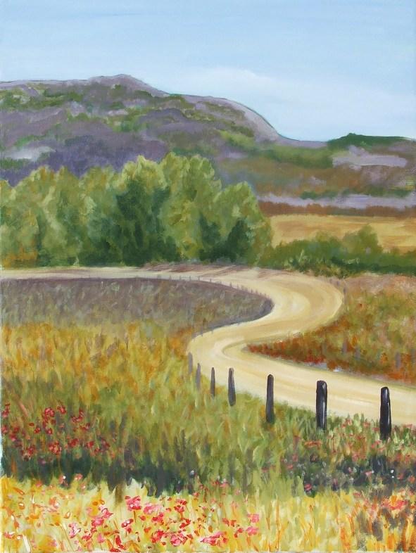 Đi qua cánh đồng (Giải Viết Văn Đường Trường 2017)