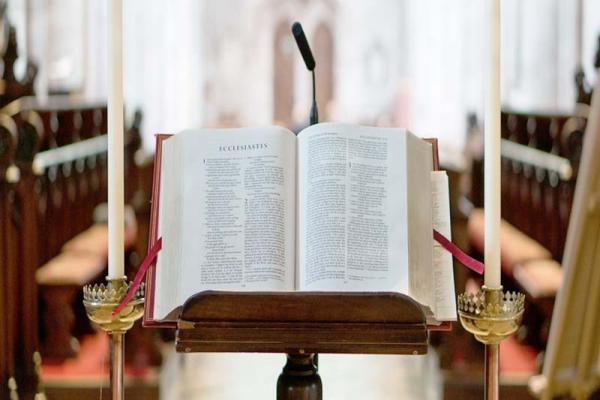 Công bố và giảng Lời Chúa trong phụng vụ