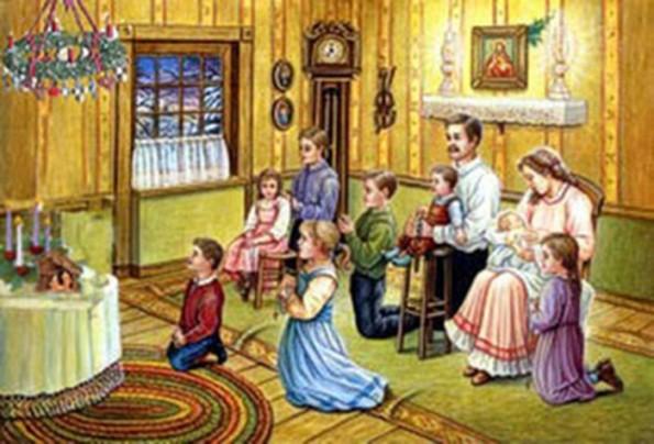 Tầm quan trọng của niềm tin được gieo trồng từ gia đình
