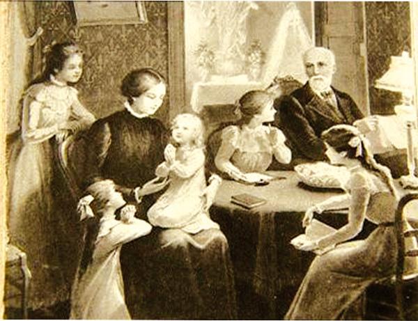 Năm lời khuyên của cha mẹ thánh Têrêxa để nuôi dạy con cái