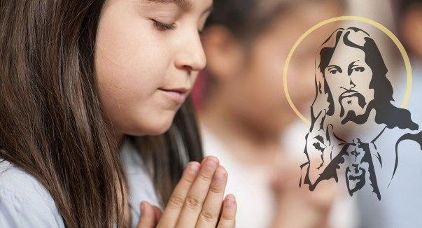Cầu nguyện Gia đình với Kinh Thánh – Cầu nguyện với con trẻ