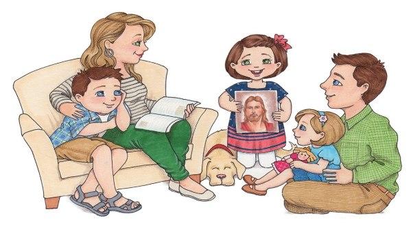 Cha mẹ trẻ giáo dục con cái