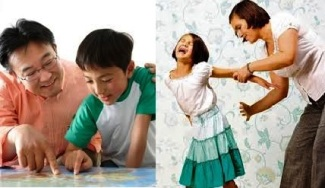 Hai cách giáo dục con cái