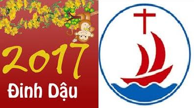 Thư chúc mừng Năm mới Đinh Dậu - 2017 của HĐGMVN gửi Cộng đồng Dân Chúa