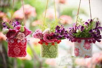 Giỏ hoa nhựa (Giải Viết Văn Đường Trường 2017)