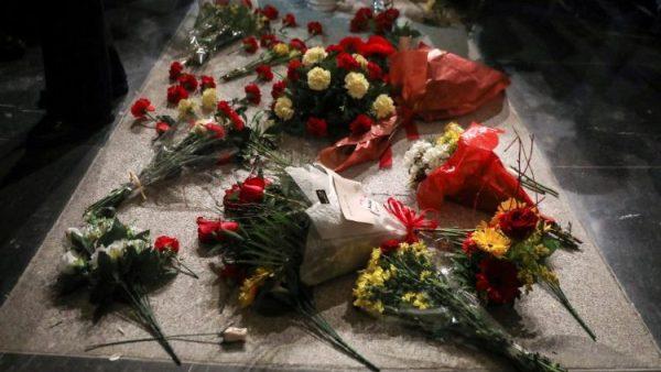 Vụ giết người khi một giáo dân đi mở cửa nhà thờ