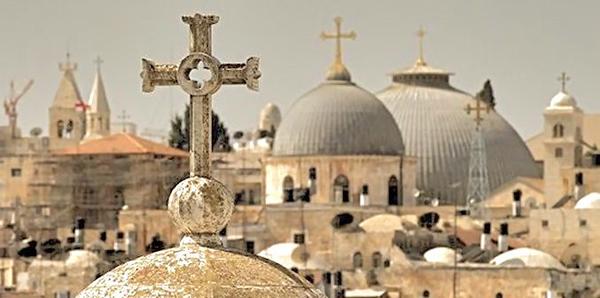 Thứ Sáu Tuần Thánh: quyên góp cho Thánh Địa