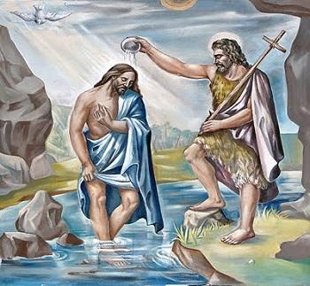 Con yêu dấu: SN Tin Mừng lễ Chúa Giêsu chịu Phép Rửa (9.1.2017)