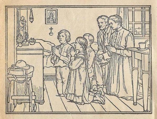 Kinh nguyện gia đình: Lòng đạo đức bình dân trong mùa đại dịch