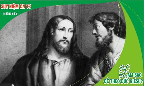 Làm sao để theo Đức Giêsu?