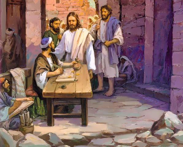 Kêu gọi người tội lỗi sám hối: SN Tin Mừng thứ Bảy sau Lễ Tro (09.03.2019)