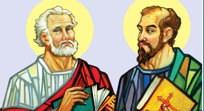 Thánh Phêrô và Phaolô, Tông đồ (29/6)