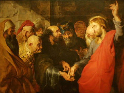 Học hỏi Phúc âm CN XXIX TN A (Mt 22,15-21) - P.1