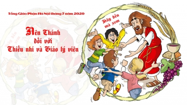 Nên thánh đối với Thiếu nhi và Giáo lý viên