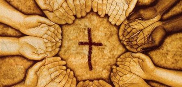 Ban Phép lành Tòa Thánh trong Thánh lễ mở tay