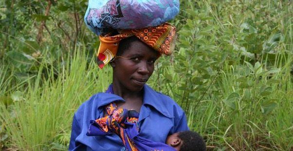 Quyền của phụ nữ châu Phi vì sự bền vững và hòa bình