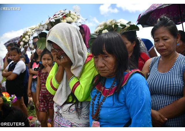 Thúc đẩy quyền của các cộng đoàn bản địa và loan báo Tin Mừng bằng ngôn ngữ của họ