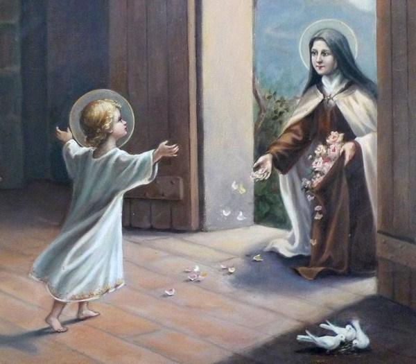 Trở lại và nên như trẻ thơ: SN Tin Mừng thứ Hai - Thánh Têrêsa Hài đồng Giêsu (01.10.2018)