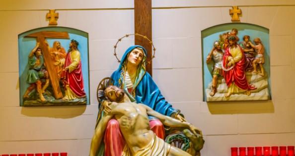 Thấy mình trong cuộc khổ nạn của Chúa Giêsu