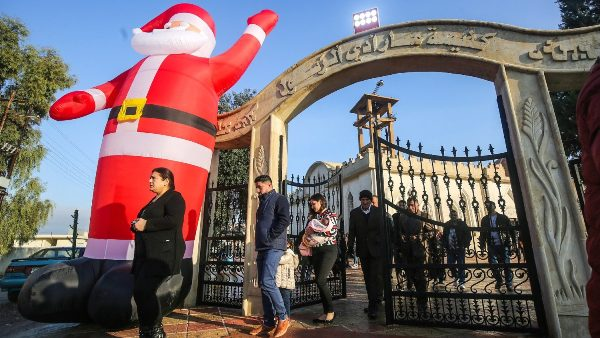 Giáng sinh trở thành lễ nghỉ chính thức tại Irak
