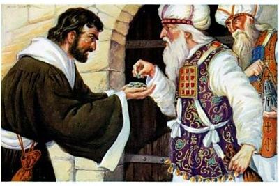 Tính hiện sinh trong vụ 'bán Chúa' của Giuđa?