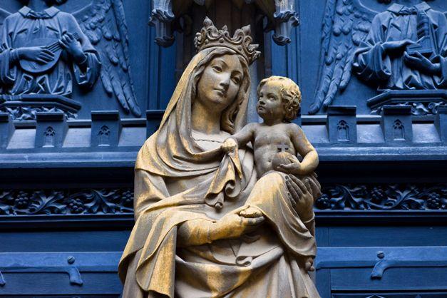 Sắc lệnh của Bộ Phụng Tự và Kỷ luật các Bí tích về việc cử hành lễ kính nhớ Đức Trinh Nữ Maria, Mẹ Hội Thánh