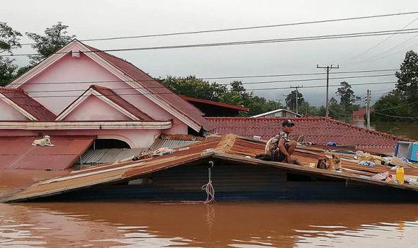 ĐGH Phanxicô cầu nguyện và chia buồn về vụ vỡ đập thủy điện ở Lào